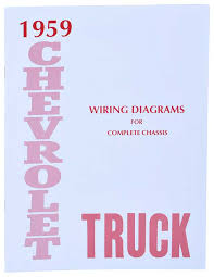 1959 gm truck parts literature multimedia literature wiring 1959 truck wiring diagram