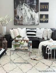 Black Living Room On Living Room Intended Best 25 Black Furniture Ideas  Pinterest 30