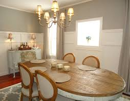white washed dining room furniture. White Washed Dining Room Furniture \u2013 Oval Table With Solid Wood Top