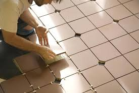 how to install porcelain tile