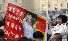 Resultado de imagen para china persecucion a catolicos
