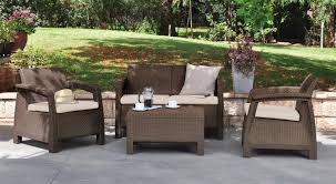 keter corfu outdoor furniture love seat and 32 similar items s l1600