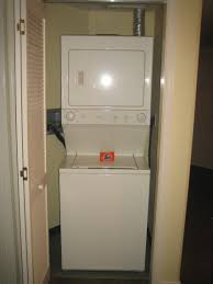 What Is The Best Stackable Washer Dryer Details About Frigidaire Stacked Washer Dryer Apartment Size Front