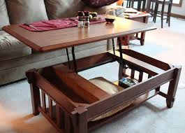 special sliding top coffee tables for small space room throughout table desk designs 19