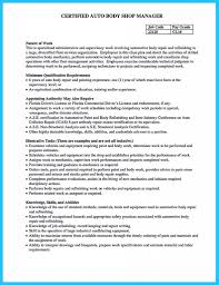 Impressive Design Ideas Maintenance Mechanic Resume 11 Best