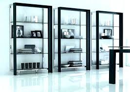 Glass shelves bookcase Wardrobe Glass Bookshelf Designs Designer Bookcases Contemporary Shelves Modern Style Wall Shelves Modern Designer Bookcases Bookshelf Awesome Glass Bookshelf 14info Glass Bookshelf Designs Corner Bookshelf Ideas Great Corner Shelf