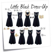 Stella And Dot Clothing Size Chart Look At This Little Black Dress With 8 Different Jewel