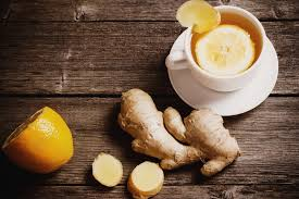 ginger tea weight loss image