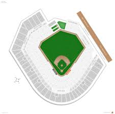 Baltimore Orioles Seating Chart Baltimore Orioles Seating Guide Oriole Park