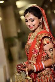 tejasvini chander bridal makeup