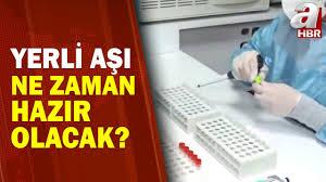 Yerli Aşı Ne Zaman Hazır Olacak? Mutasyona Karşı Etkili Olacak Mı? Prof.  Dr. Mustafa Çalış Cevapladı - YouTube