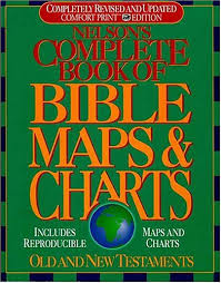 Free Pdf Nelson S Complete Book Of Bible Maps And Charts