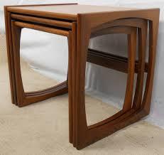 teak retro furniture. SOLD - Teak Retro Nest Of Three 1960\u0027s Coffee Tables Furniture I
