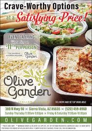 olive garden sierra vista