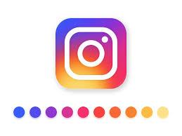New Instagram Logo Vector Sketch Freebie Download Free