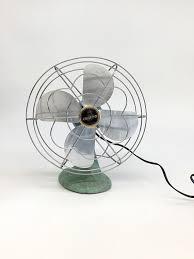 antique fan fan eskimo fan desk fan oscillating