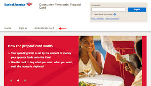 The card.com prepaid visa card is issued by the bancorp bank pursuant to a license from visa u.s.a. Www Bankofamerica Com Kitchenaid Login To Your Bank Of America Prepaid Card Icreditcardlogin