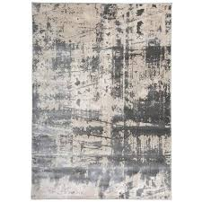 modern grey area rug distressed modern abstract high low texture gray area rug modern transitional soft