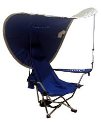 Amazon.com : Kelsyus Recline Backpack Beach Chair with UV Canopy ...