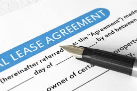 Image result for retail lease document