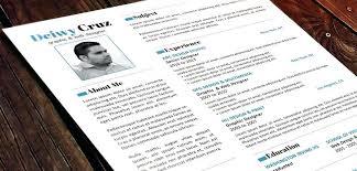Premium Resume Templates Enchanting Top Free Creative Resume Templates Word Examples Download Premium 28