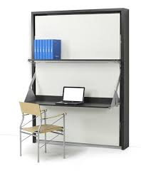 wall bed with desk. Italian Vertical Wall Bed Desk By Expand Furniture With U