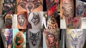 значение тату оскал волка клуб татуировки фото тату значения эскизы