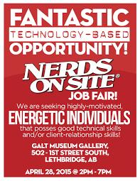 Design Job Fair Entry 50 By Shxxn For Design A Flyer For A Job Fair