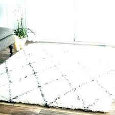 furniture of america round rug top area rugs white gray and are