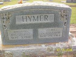 Zelma Wade Hymer (1891-1964) - Find A Grave Memorial
