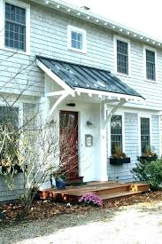 glass awning over front door hang copper awnings home dome awning