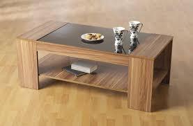 coffee table stunning wood glass coffee table designs coffee