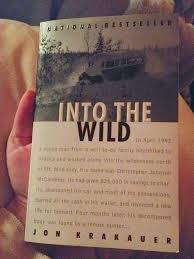 Book Reviews   Trish McNeill Jon Krakauer     Into the wild