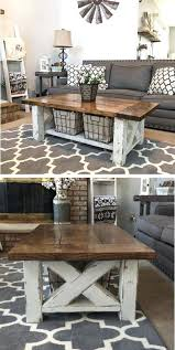 farmhouse coffee table farmhouse coffee table for the home living room two tone woodworking plans modern farmhouse coffee table