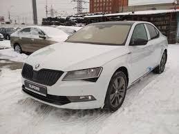 Продажа Skoda Superb 17г. в Новосибирске, Комплектация ...
