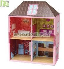 cardboard furniture for sale. Cartoon Corrugated Cardboard Furniture Doll House For Children Sale