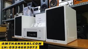 Dàn mini Nhật DENON N9 CEOL siêu phẩm thời đại 4.0 - Yến Âm Thanh Bãi - Đĩa  CD Tái Bản - 0934683073