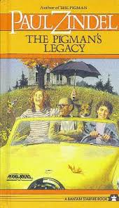 the pigman s legacy the pigman by paul zindel