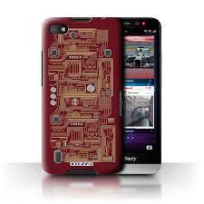 Blackberry A10/Red/Platine
