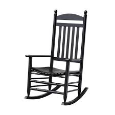 white outdoor rocking chair. Bradley Black Slat Patio Rocking Chair White Outdoor I