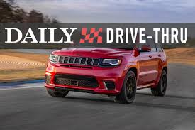 2018 jeep demon. Plain Jeep By A 707horsepower Hellcatsourced V8 The 2018 Jeep Grand Cherokee  Trackhawk Wonu0027t Be Priced Too Far Off From Evenmorepowerful Dodge Demon Throughout Jeep Demon