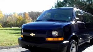 2006 Chevy Express 3500 LS 12 Passenger Van 6.0L V8 GAS motor ...