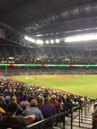 Breakdown Of The Chase Field Seating Chart Arizona