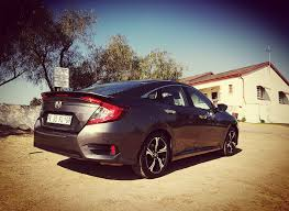 latest car releases south africaHonda South Africa launches all new 2017 Civic