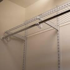 Unique Wire Closet Shelving Installation The Ignite Show
