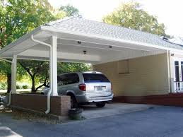 Building A CarportAttached Carport Designs