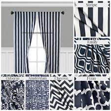 dark state blue bedroom curtains panel navy blue curtain panels modern geometric chevron damask stripe draper