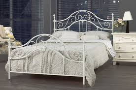 white wrought iron bed. Perfect Wrought Amusing White Wrought Iron Bed  In Y