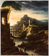 r ticism essay heilbrunn timeline of art history the  boxers boxers · evening landscape an aqueduct