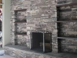 refacing fireplace with stone veneer